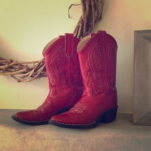Other - Girls Cowgirl Boots